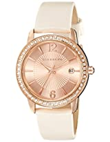 Giordano Analog Rose Gold Dial Women's Watch - 60055-05
