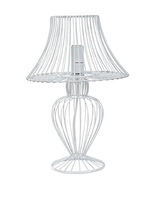 Lámpara Mesita Blanco