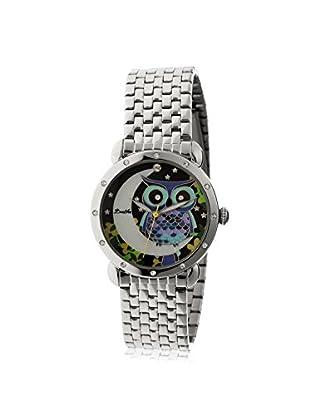 Bertha Women's BTHBR3008 Ashley Silver/Multicolor Stainless Steel Watch