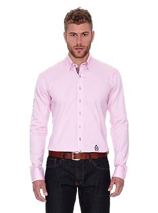 CLK Camisa Woven (Rosa Palo)