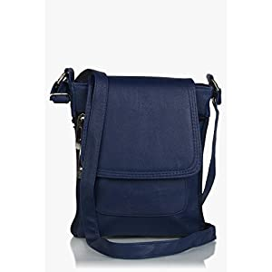 Alessia Sling Bag - Blue