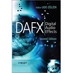 DAFX: Digital Audio Effects
