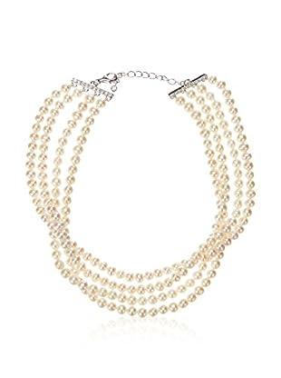 United Pearl Halskette Sterling-Silber 925