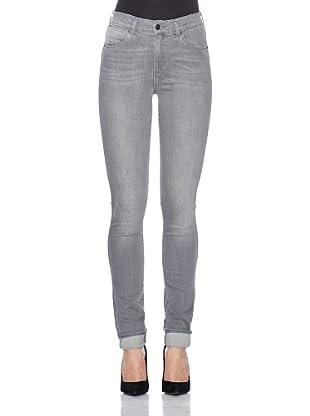 Wrangler Jeans Jess Skintex (grau)