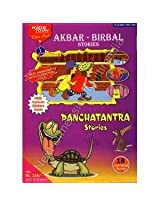 Panchatantra & Akbar Birbal Stories (English) - 2 CDs