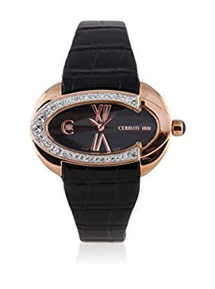 Cerruti 1881 Quarzuhr Woman Cro016S233B 40 mm