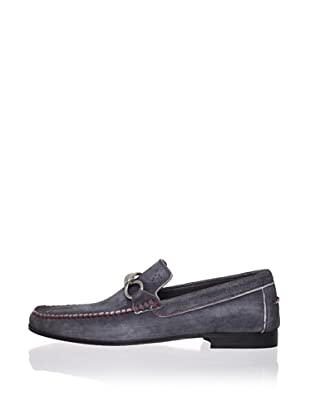 Donald J Pliner Men's Danit Loafer (Black)
