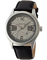Police Analog Silver Dial Men's Watch - 13453JS-61