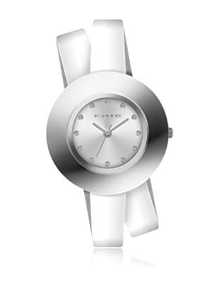 K&Bros  Reloj 9187 (Blanco)