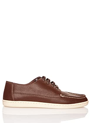 Fred Perry Náutico Kent Tumbled Leather (Havana)