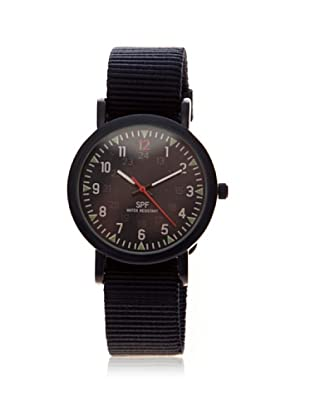 Springfield Reloj Nylon (Negro)