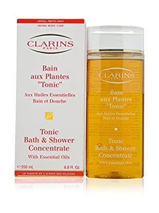 Clarins Espuma de Baño Aux Plantes Tonic 200 ml