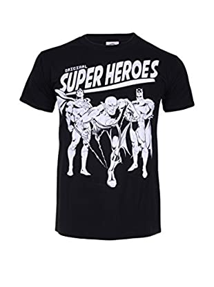 DC COMICS T-Shirt Original Superheros