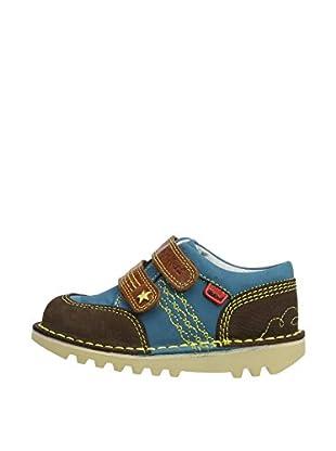 Kickers Zapatos con Velcro Kick Yeeha
