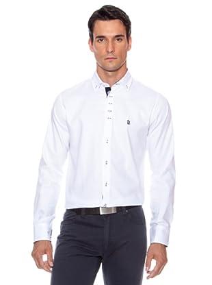 Devota & Lomba Camisa Botones (Blanco)