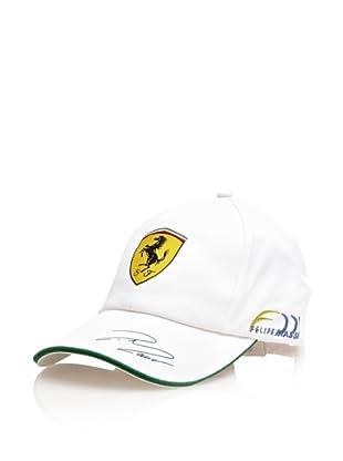 Ferrari Gorra Massa (Blanco / Verde)