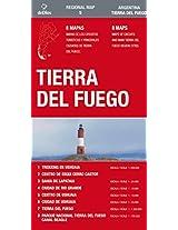 Tierra del fuego/ Land of Fire (Regional Map)