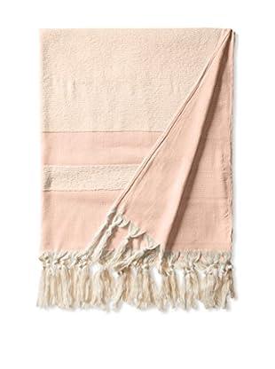 Nomadic Thread Turkish Terry Towel Rays, Natural/Orange