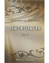 Fortællinger: Del 2 (Danish Edition)
