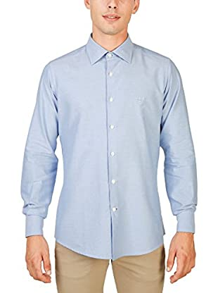 Oxford University Camisa Hombre