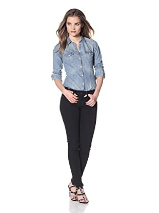 Notify Women's Skinny Sculpt Jean (Pure Blue)