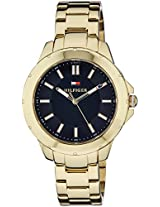 Tommy Hilfiger Analog Black Dial  Unisex Watch - TH1781434J