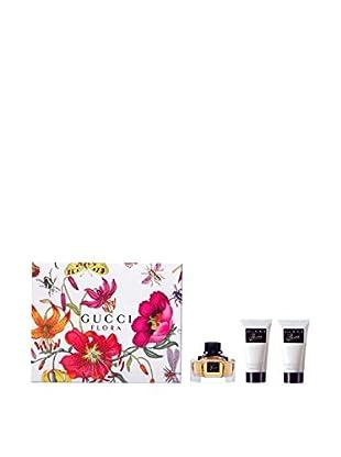 Gucci Körperpflege Kit 3 tlg. Set Flora