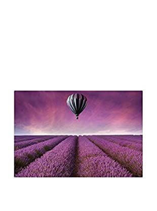Best seller living Leinwandbild Levante Field And Balloon