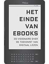 Het einde van ebooks: 20 visionairs over de toekomst van digitaal lezen