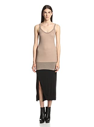 Rick Owens Lilies Women's Tank Top (Flesh)