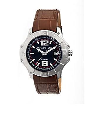 Heritor Automatic Uhr Norton Herhr3003 braun 48  mm