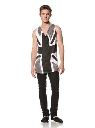 Religion Men's Union Jack Vest (White)