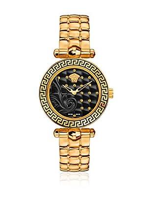 Versace Uhr mit schweizer Quarzuhrwerk Micro Vanitas VQM050015  30 mm