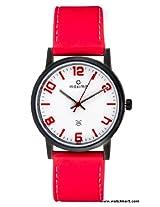Maxima Attivo Analog White Dial Men's Watch - 26091PMGB