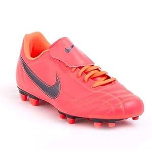 Nike Egoli FG Football Shoes (Red)| 10
