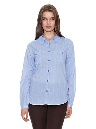 Jackpot Camicia Katinay (Azzurro)