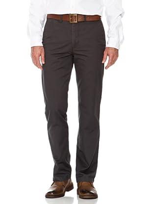 Dockers Pantalón Recto Básico (gris oscuro)
