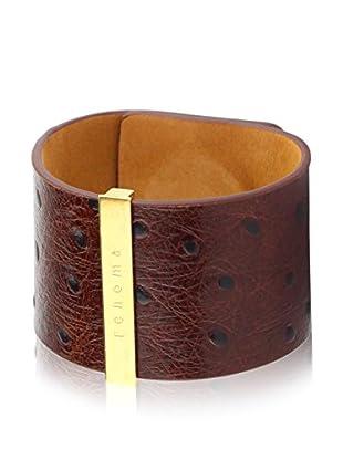 Renoma Armband Augusta Kenya bordeaux