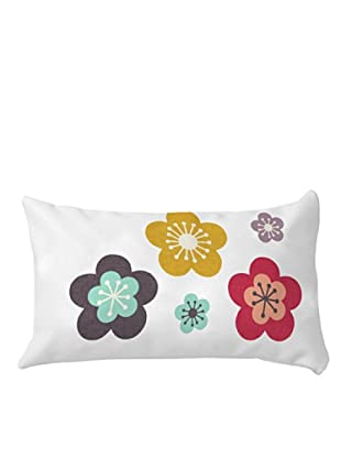 Little W Cojín Blossom (Multicolor)