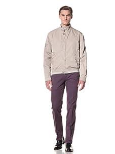 Domenico Vacca Men's Bomber Jacket (Beige)