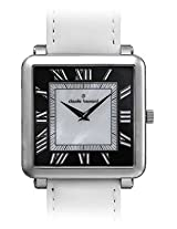 Claude Bernard Analogue White Dial Men's Watch - 20063 3 BRRN