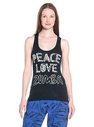 Zumba Top Peace, Love-N-