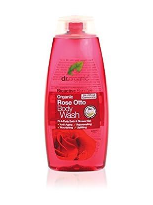 Dr.Organic Bade- und Duschgel Rosa 250 ml, Preis/100 ml 3.58