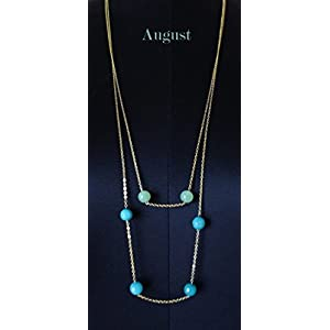 August by Ritu Cipy Long Lariat Chain