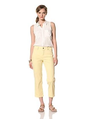 Christopher Blue Women's Juju Crop Pants (Miel)