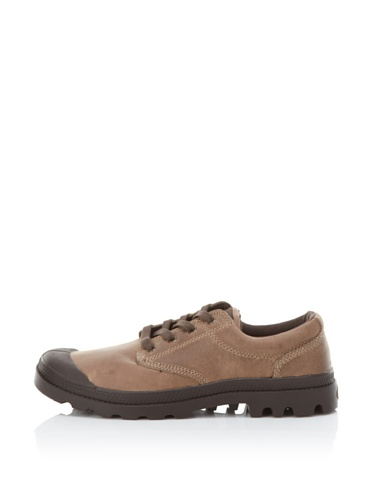 Palladium Men's Pampa Lugged Oxford (Walnut)