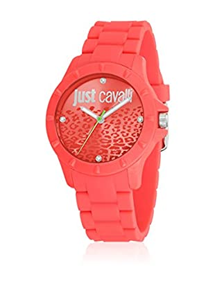Just Cavalli Quarzuhr Woman Jc-Juyce 3H rot 40 mm