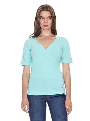 Jackpot T-Shirt Willy (Turchese)
