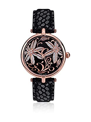 Mathieu Legrand Reloj de cuarzo Woman Negro 29 mm