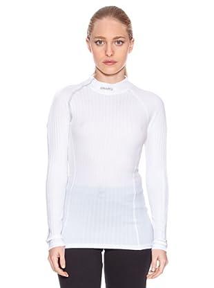 Craft Camiseta Active Extrem (Blanco / Plata)